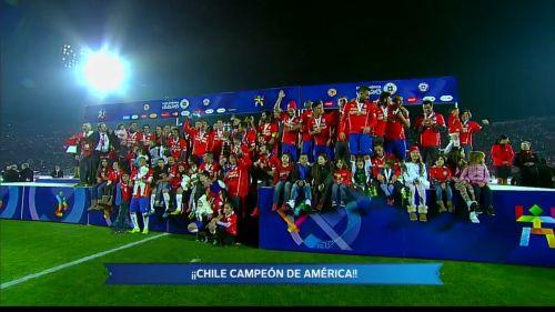 Chile Champion